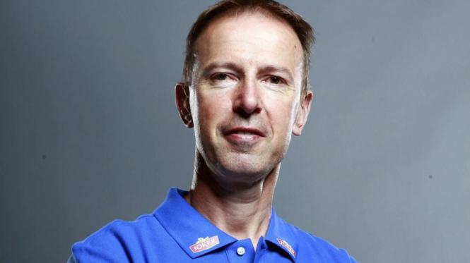 SIG Strasbourg Head Coach Vincent Collet