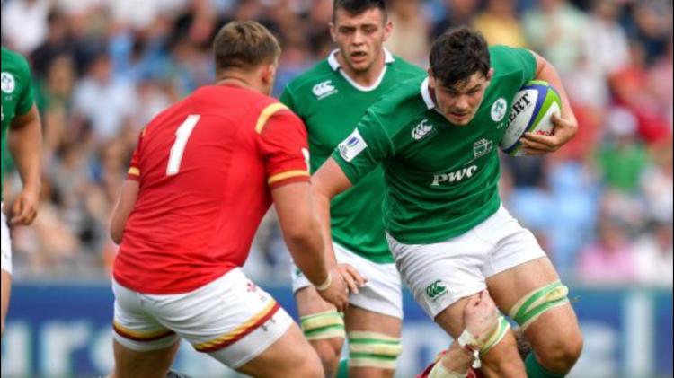Ireland v Wales IRB Junior World Cup 2016