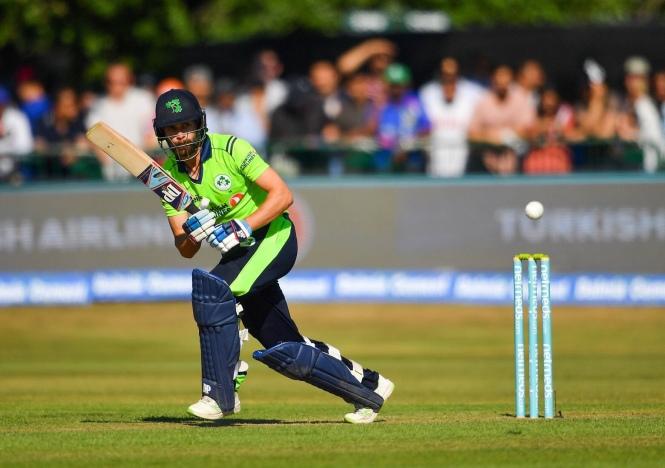 James Shannon Ireland Cricket