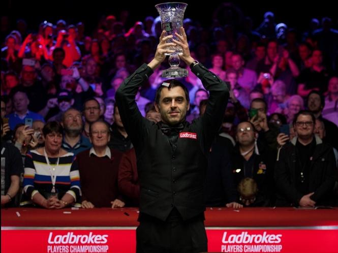 Ronnie O'Sullivan Snooker